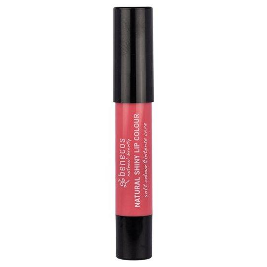 Benecos Natural Shiny Lip Colour, 4,5 g