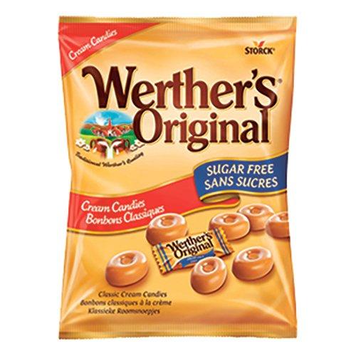 Werthers Original Sockerfri Påse - 70 gram