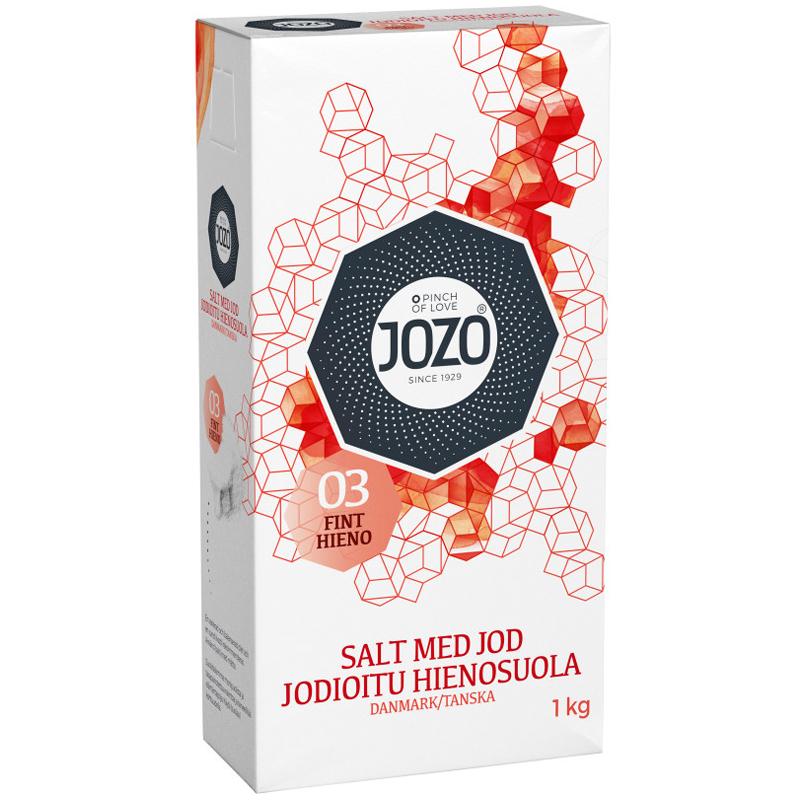 Salt med jod - 5% rabatt
