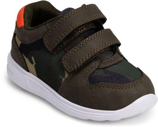 Luca & Lola Sandro Sneaker, Camo Green 21