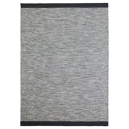 Loom Bomullsmatta Granite Grey 200x300 cm