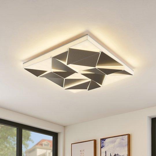 Lindby Ingmar -LED-kattovalaisin CCT, 60 cm