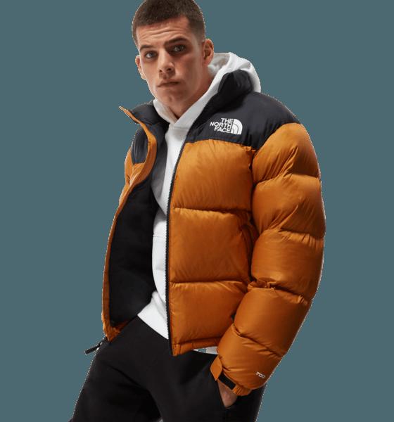 The North Face M 1996 Retro Nuptse Jacket Jackor TIMBER TAN