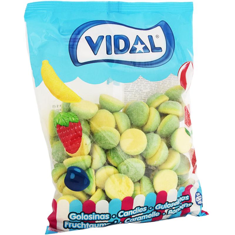 """Godis """"Lemon Bombs"""" 1kg - 44% rabatt"""
