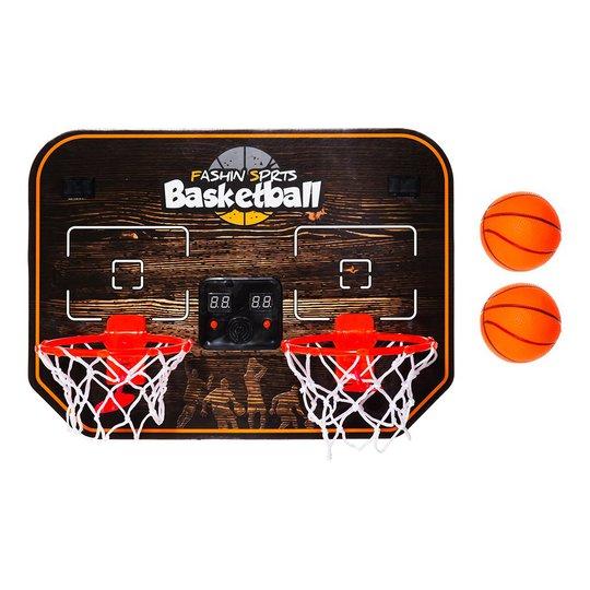 Basketboll med Poängräknare