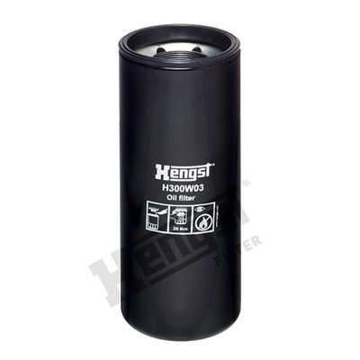 Öljynsuodatin HENGST FILTER H300W03
