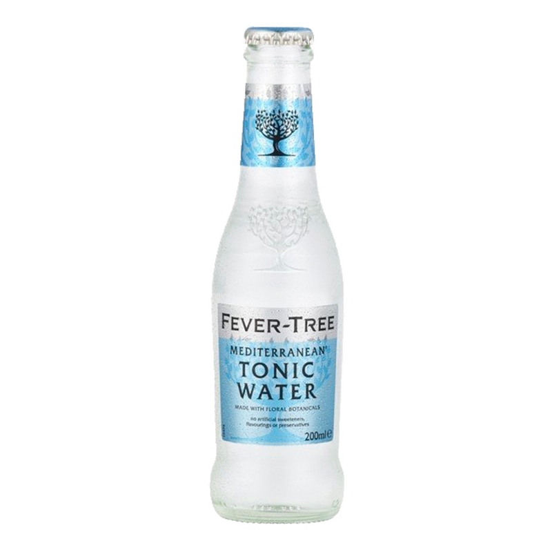 Fever-Tree Mediterranean Tonic Water - 1-pack