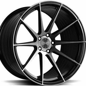 Vertini RF1.3 Black 10.5x22 5/112 ET45 B66.6