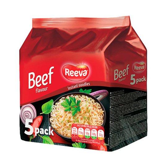Pikanuudelit Beef 5kpl - 18% alennus