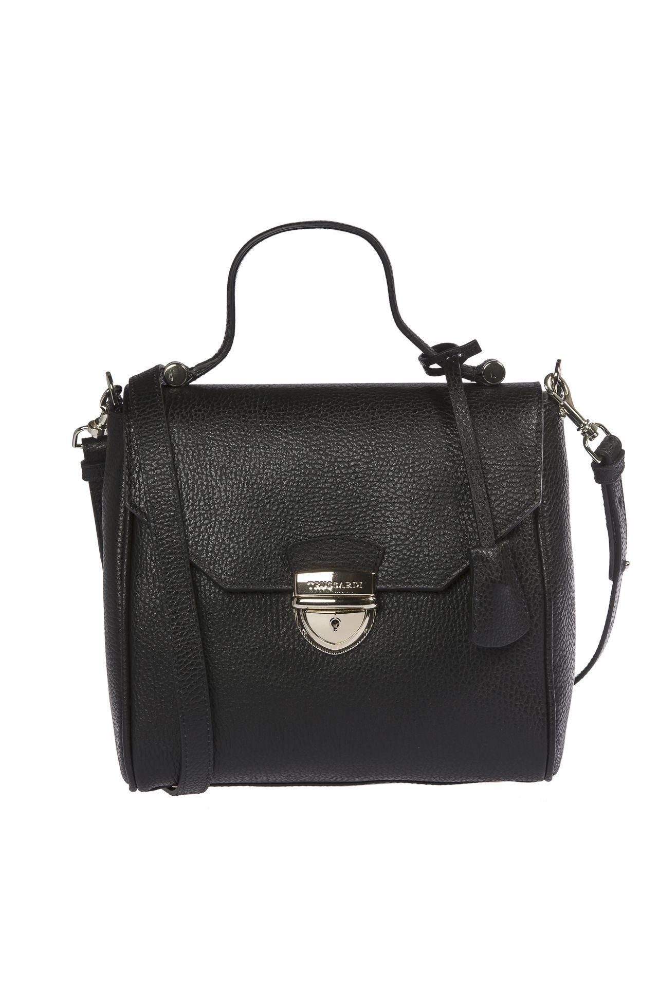 Trussardi Women's Handbag Black 1DB486_19Black