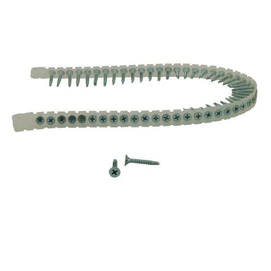 Aerfast AT10001 Kipsilevyruuvi sähkösinkitty, puurima 30x3,9 mm