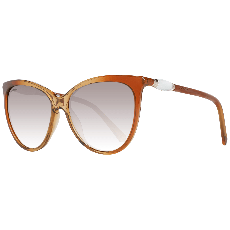 Swarovski Women's Sunglasses Brown SK0226 5647F