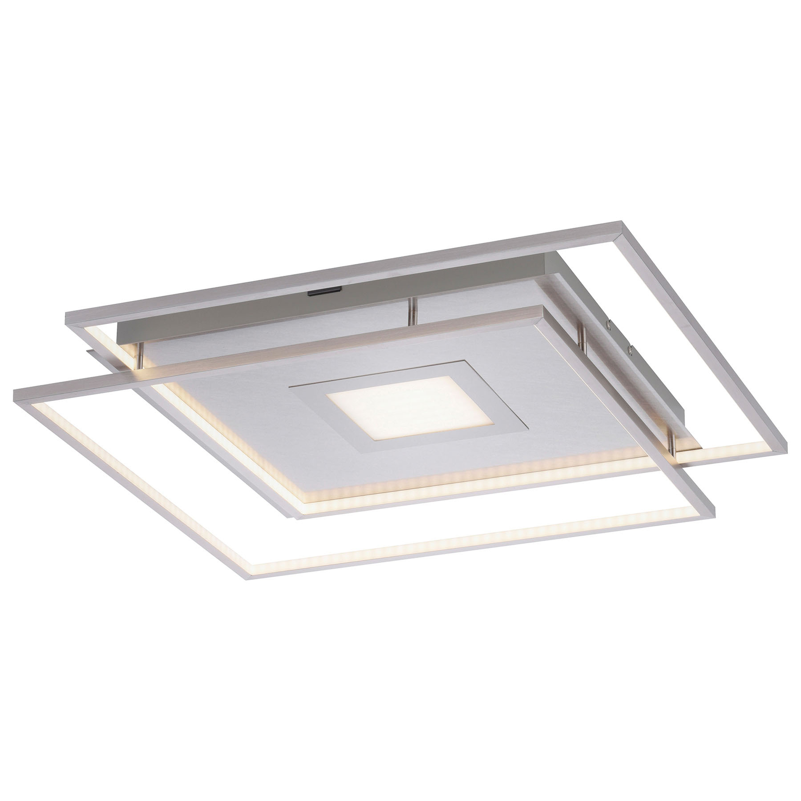 Paul Neuhaus Q-AMIRA LED-kattovalaisin, hopea