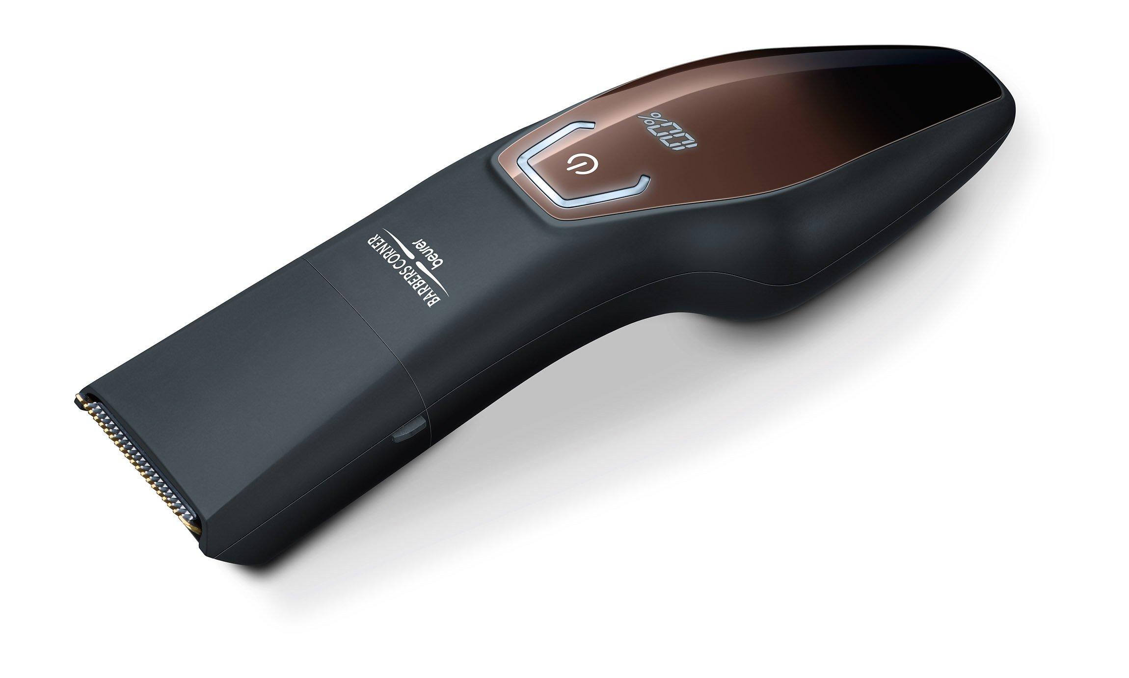 Beurer - HR 4000 Beard trimmer / Styler - 3 Years Warranty