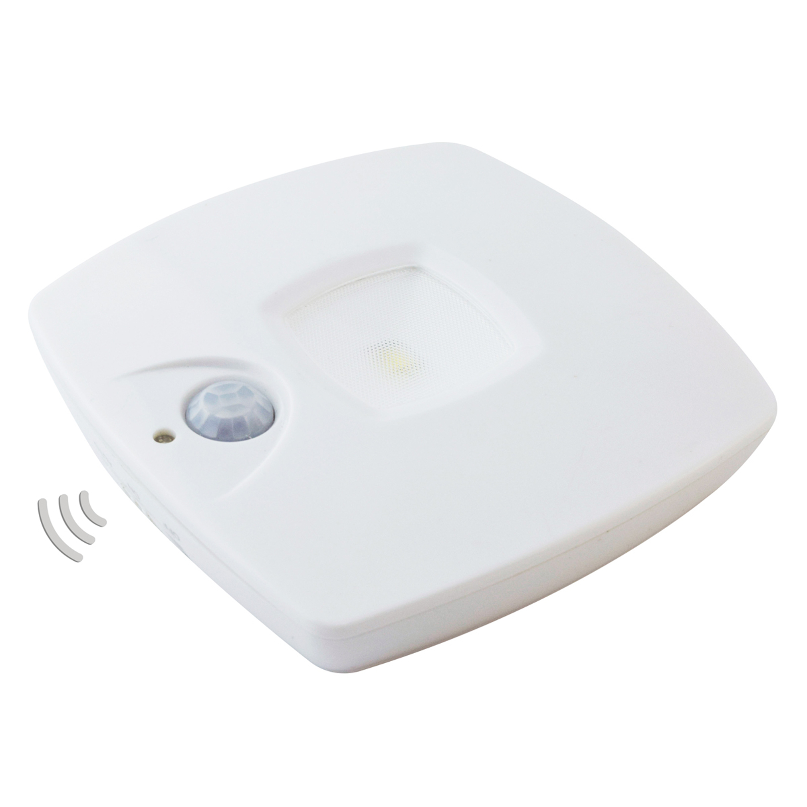 Paristokäyttöinen LED-yövalo Nightlight Sensor