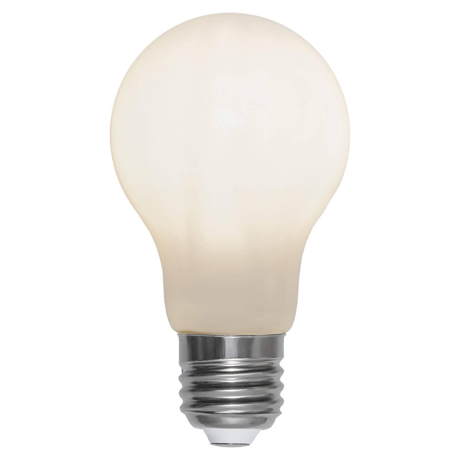 LED-lamppu E27 2 700 K Ra90 opaali 10W