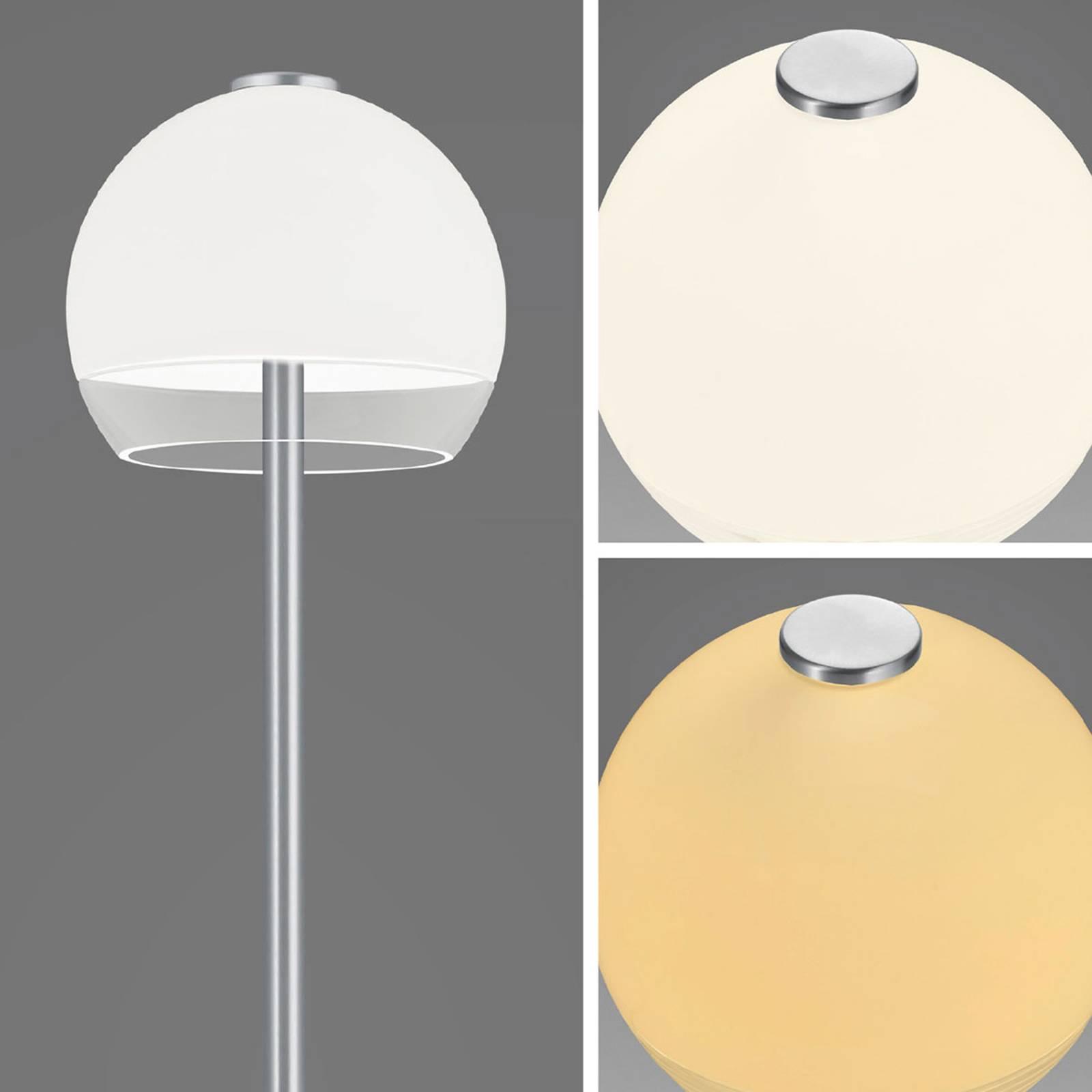 Bopp Flavor -LED-lattiavalo, kosketushimmennin
