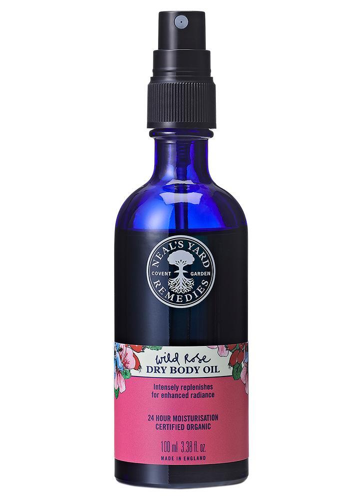 Neal's Yard Remedies Wild Rose Dry Body Oil