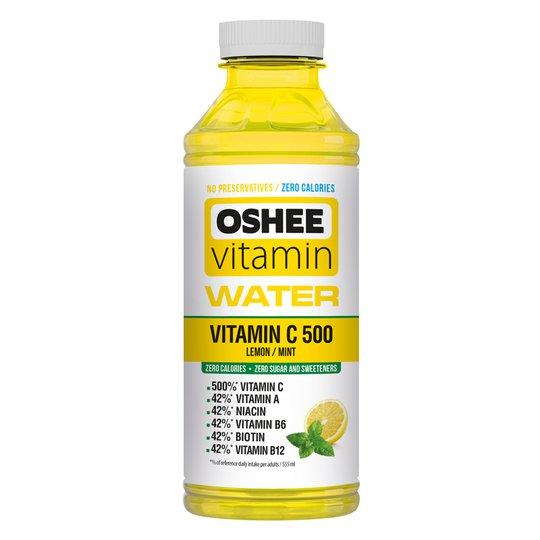 Vitamiinivesi Sitruuna & Minttu - 43% alennus