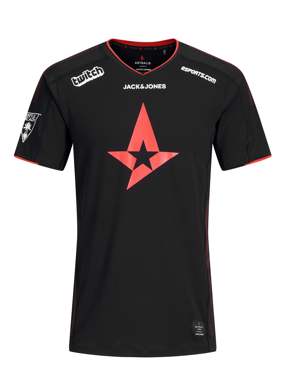 Astralis Merc Official T-Shirt SS 2019 - XL