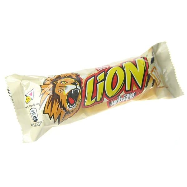 Lion Bar White 42 gram