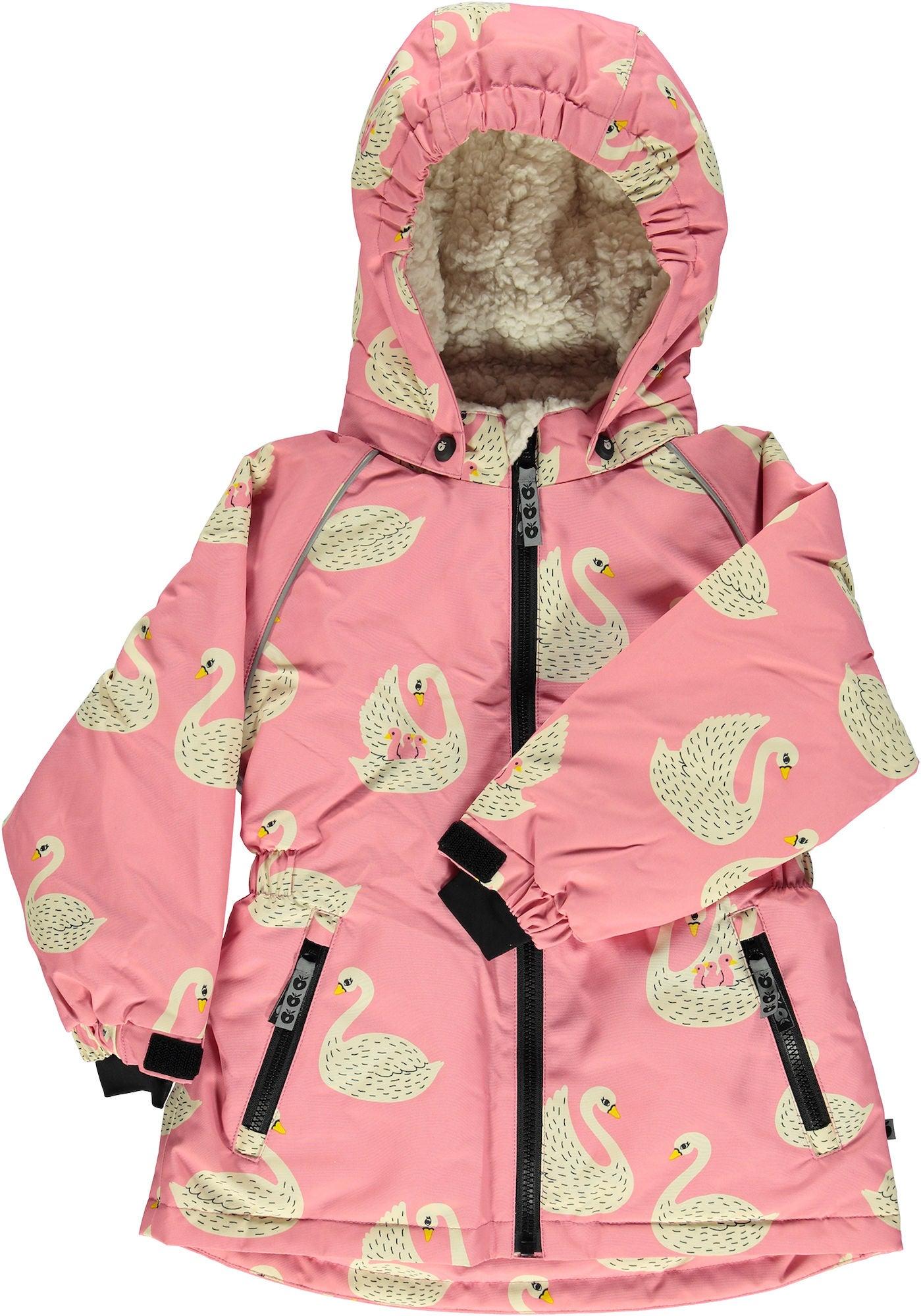 Småfolk Vinterjacka, Winter Pink 1-2 år