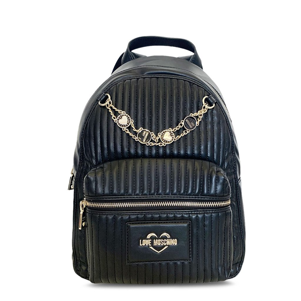 Love Moschino Women's Backpack Various Colours JC4142PP1DLB0 - black NOSIZE