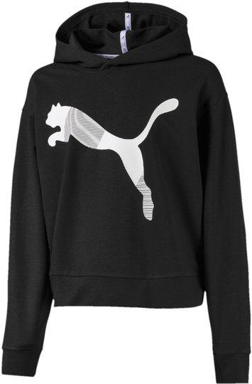 Puma Modern Sports Hettegenser, Black 104