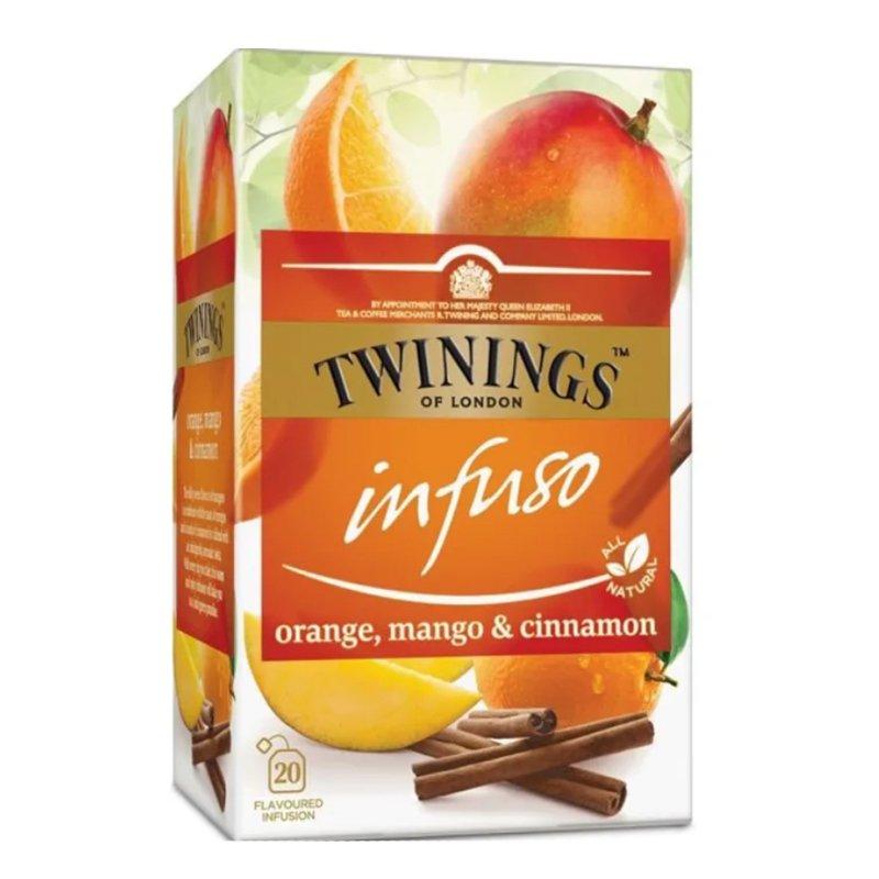 "Te ""Orange, Mango & Cinnamon"" 20 x 2g - 33% rabatt"