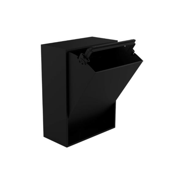 ReCollector - Recycling Box - Black Raven
