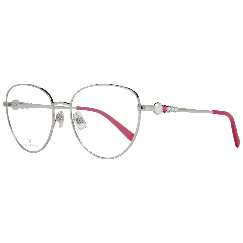 Swarovski Women's Optical Frames Eyewear Silver SK5332 5616A