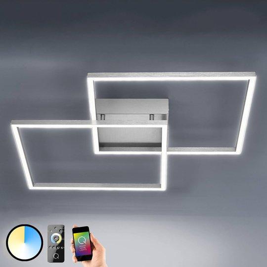 Paul Neuhaus Q-INIGO LED-kattolamppu 53 cm