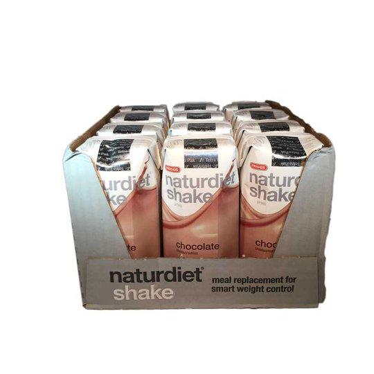 Hel Låda naturdiet Shake Choklad - 67% rabatt