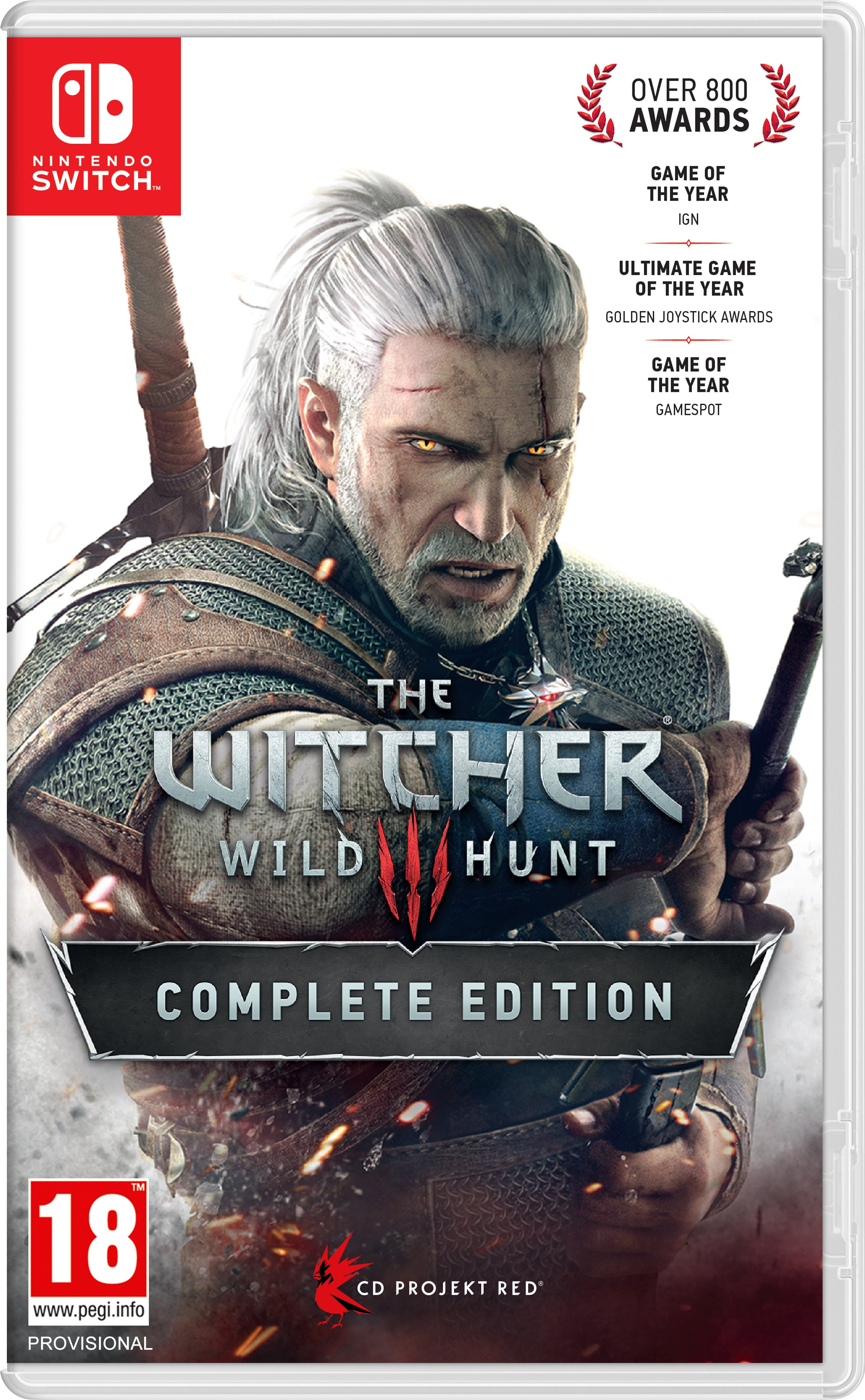 The Witcher 3: Wild Hunt (Complete Edition) Light Edition