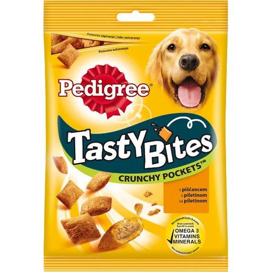 "Hundgodis ""Tasty Bite Chicken"" 95g - 40% rabatt"