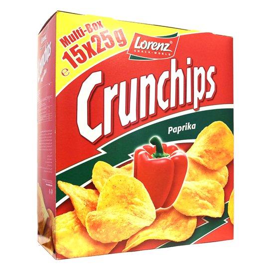 "Chips Paprika ""Multi-Box"" - 24% rabatt"
