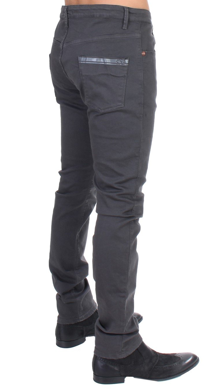 Costume National Women's Cotton Stretch Slim fit Jeans Gray SIG11051 - W34