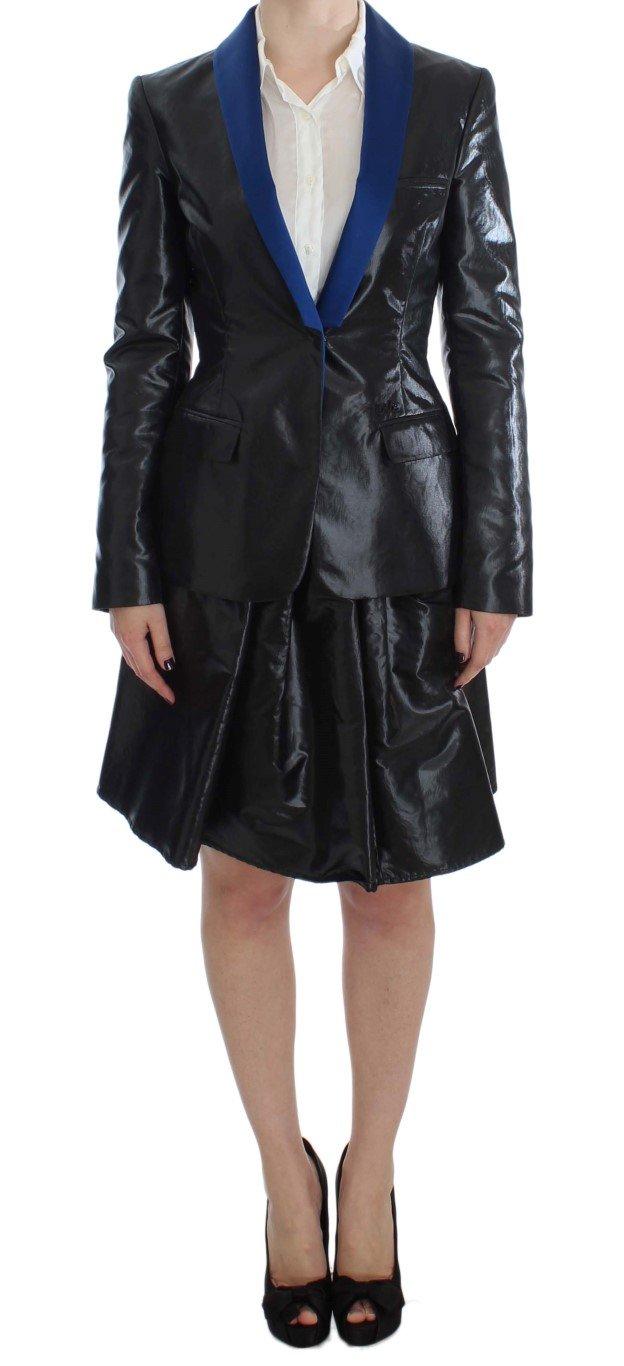 Exte Women's Two Piece Suit Black SIG30857 - IT42|M