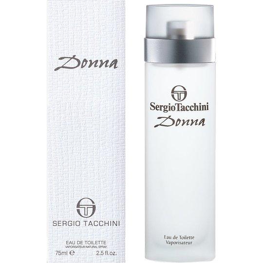 Sergio Tacchini Donna EdT, 75 ml Sergio Tacchini Designer-tuoksut