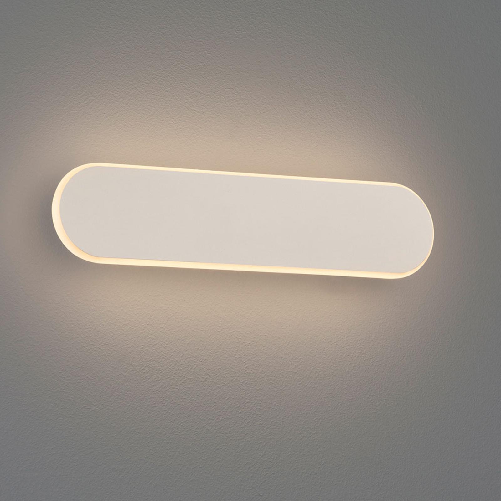 LED-seinävalo Carlo, Switchdim, 35 cm, valkoinen