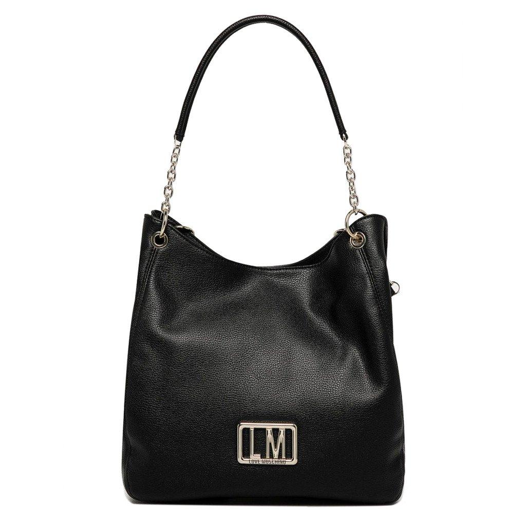 Love Moschino Women's Shoulder Bag Black JC4145PP1CLN3 - black NOSIZE