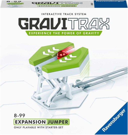 Ravensburger GraviTrax Jumper Nordics 10-spr
