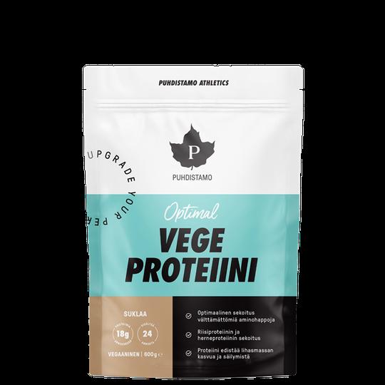 Optimal Veggie Protein, 600g
