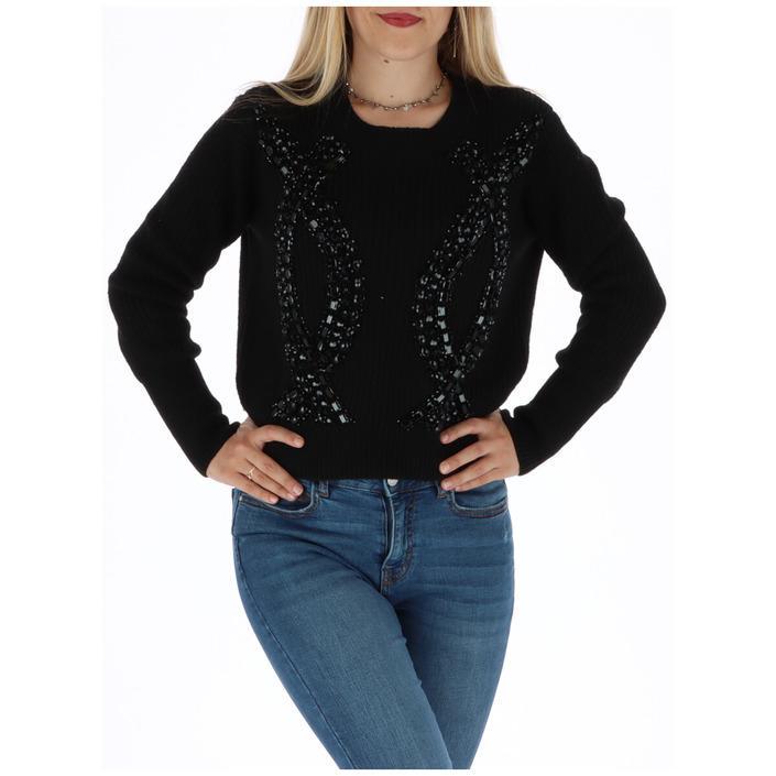 Guess Marciano Women's Sweater Black 302383 - black XS
