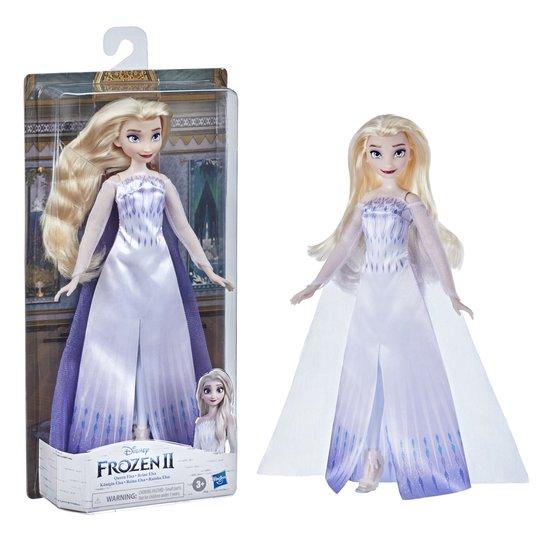 Disney Frozen 2 Dronning Elsa Dukke