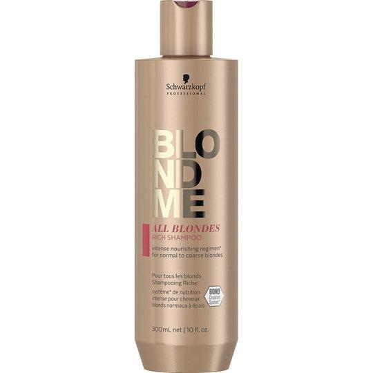 Blondme, 300 ml Schwarzkopf Professional Shampoo