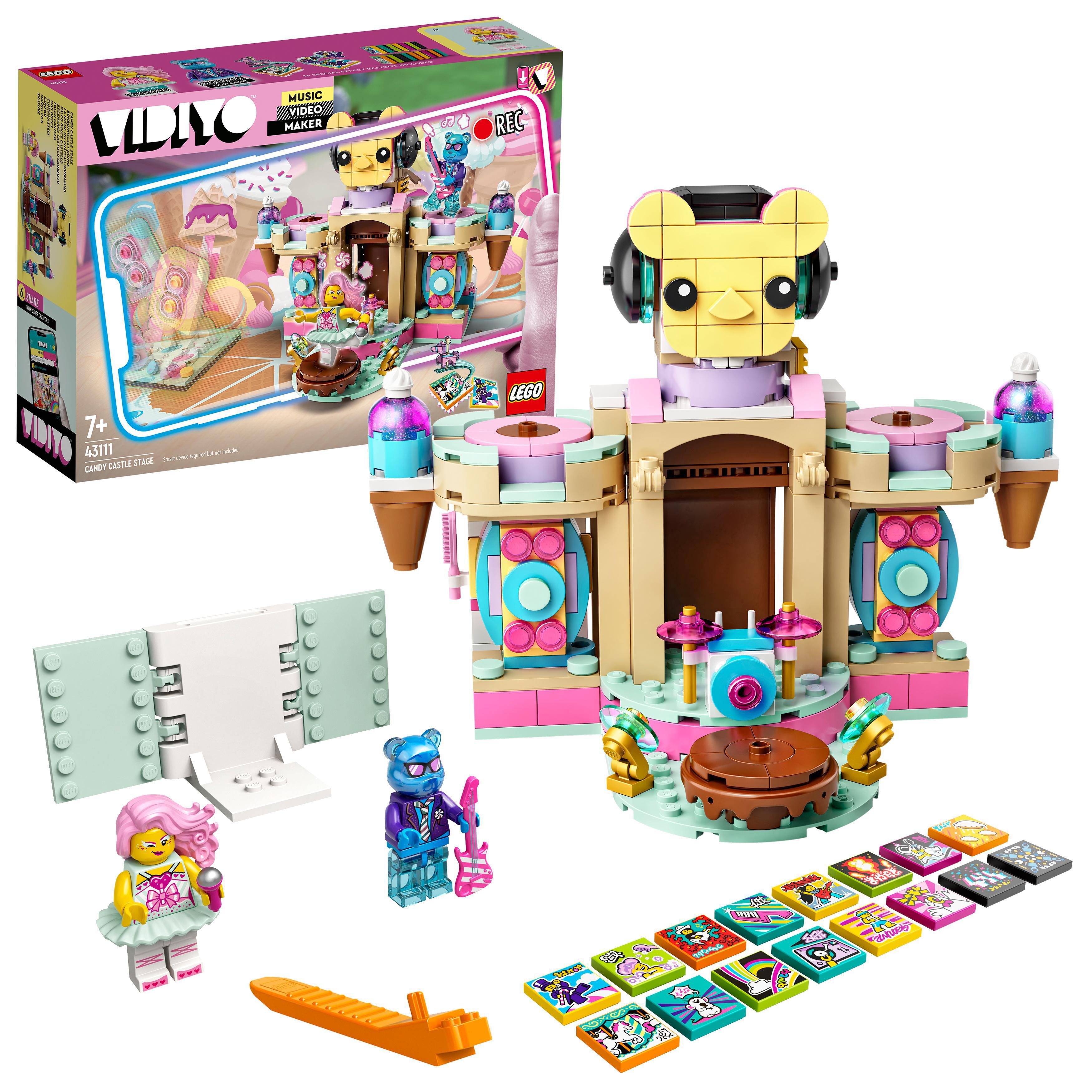 LEGO VIDIYO - Candy Castle Stage (43111)