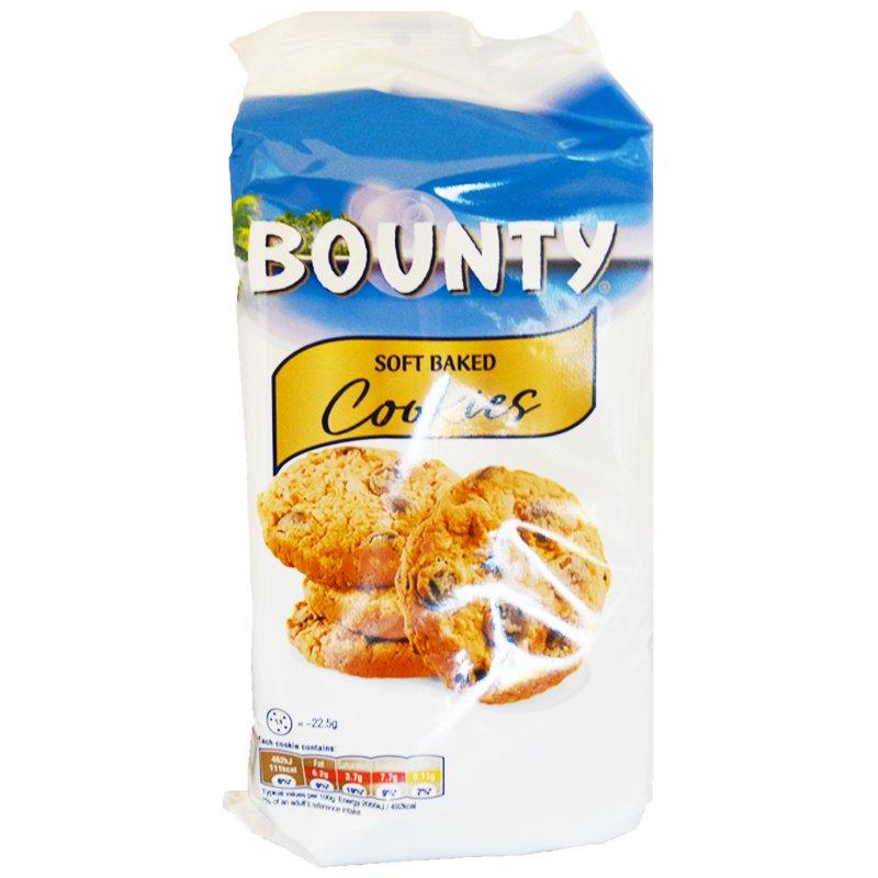 "Kakor ""Bounty"" 180g - 40% rabatt"