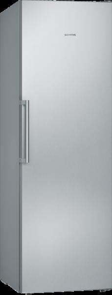 Siemens Gs36nvifv Iq300 Frysskåp - Rostfritt Stål