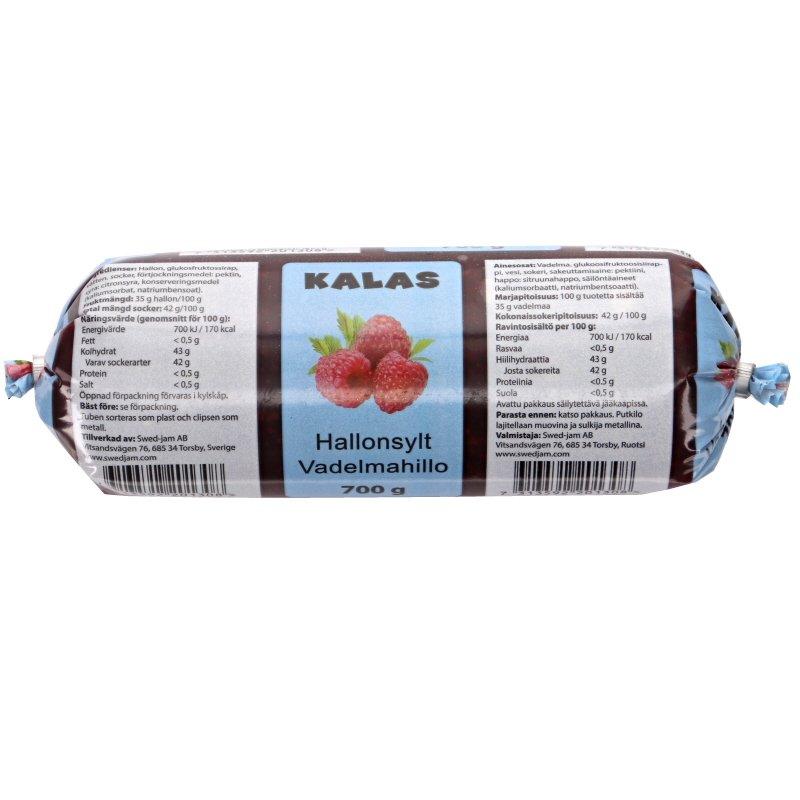 Vadelmahillo - 40% alennus